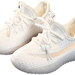 Daclay Kids Shoes Boys Sneakers Fitness & Cross-Training Girl Running Athletic Bowling Sport Sand... | Amazon (US)