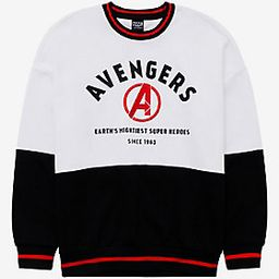 Marvel Avengers Two-Tone Crewneck - BoxLunch Exclusive | BoxLunch