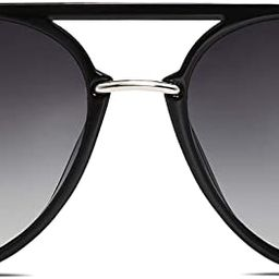 SOJOS Oversized Polarized Sunglasses for Women Men Aviator Ladies Shades Big Frame SJ2078 | Amazon (US)