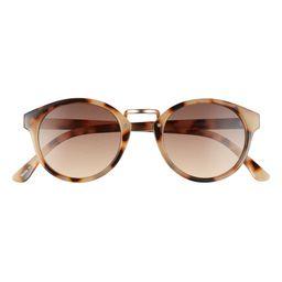 BP. 45mm Gradient Round Sunglasses   Nordstrom   Nordstrom