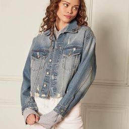 The Harvey   Gilda   Boyish Jeans