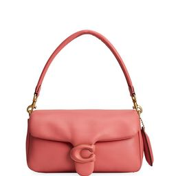 Puffy Tabby 26 Leather Shoulder Bag | Neiman Marcus