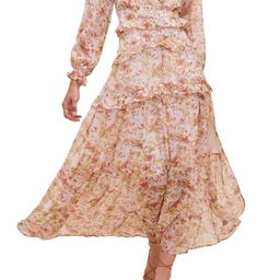 Fleur Long Sleeve Maxi Dress | Nordstrom