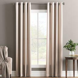 Wayfair Basics Solid Color Room Darkening Grommet Single Curtain Panel   Wayfair North America