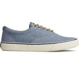Men's Sperry Striper II CVO Distressed Sneaker Blue, Size 8M | Sperry (US)