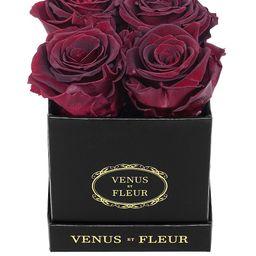 Venus ET Fleur Eternity De Venus Le Petite Square Eternity Roses - Burgundy Rose   Saks Fifth Avenue