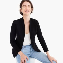Going-out blazer in stretch twill   J.Crew US