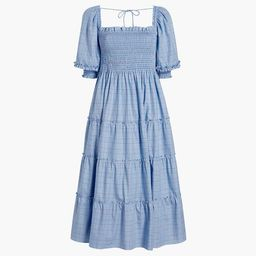 The Nesli Nap Dress - Diana Check | Hill House Home