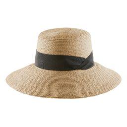 Makeda Angled Brim Raffia Hat | Nordstrom