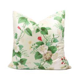 Brunschwig & Fils Ashley pillow cover - ON BOTH SIDES // Designer pillow // High end pillow // De... | Etsy (US)
