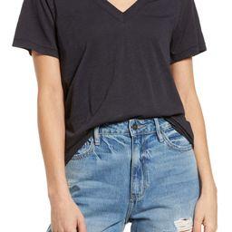 Whisper Lightweight Cotton V-Neck T-Shirt | Nordstrom