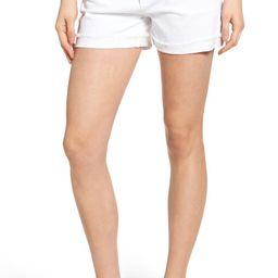 'Hailey' Boyfriend Shorts | Nordstrom