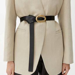 Leather Waist Belt   ARKET