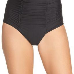 Color Code High Waist Bikini Bottoms   Nordstrom
