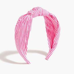 Knot Headband | J.Crew Factory