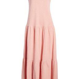 Scoop Neck Tiered Maxi Dress | Nordstrom