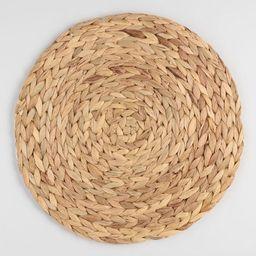 Round Natural Fiber Placemats Set Of 4   World Market