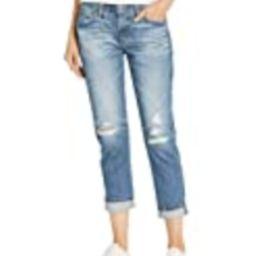 AG Adriano Goldschmied Women's EX-Boyfriend Slim FIT Tapered Leg Jean, 17 Years Movement, 23   Amazon (US)
