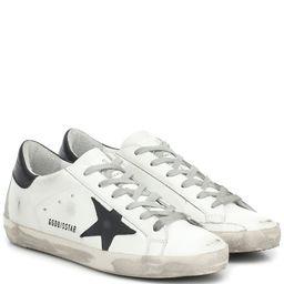 Superstar leather sneakers | Mytheresa (US)