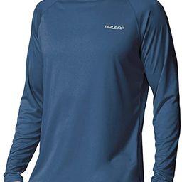 Men's Long Sleeve Shirts Lightweight UPF 50+ Sun Protection SPF T-Shirts Fishing Hiking Running   Amazon (US)