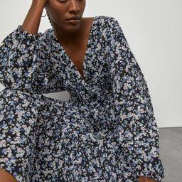 Black/floral   H&M (US)