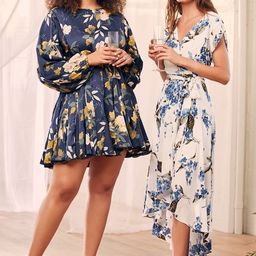 Wedding Guest Dresses Appropriate for Any Ceremony | Lulus (US)