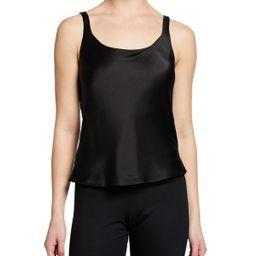 Silk Camisole, Black | Neiman Marcus