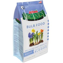 Jobe's Organics 4 lb. Organic Bulb Plant Food Fertilizer with Biozome, OMRI Listed   The Home Depot