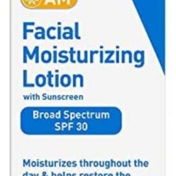 CeraVe AM Facial Moisturizing Lotion SPF 30   Oil-Free Face Moisturizer with Sunscreen   Non-Come...   Amazon (US)