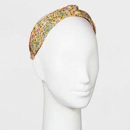 Top Knot Headband - Universal Thread™   Target