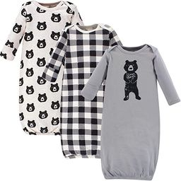 Yoga Sprout Unisex Baby Cotton Gowns   Amazon (US)