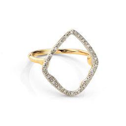 Monica Vinader Riva Hoop Diamond Ring | Nordstrom | Nordstrom