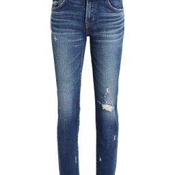 Glendele Distressed Skinny Jeans | INTERMIX