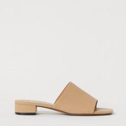 Mules | H&M (US)