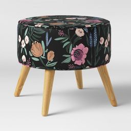 Riverplace Round Cone Leg Ottoman - Project 62™ | Target