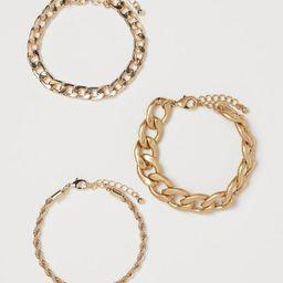 3-pack Bracelets | H&M (US)
