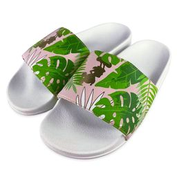 Mickey Mouse Tropical Slides for Adults   shopDisney