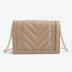 Quilted Crossbody Bag   Express
