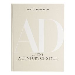 Architectural Digest: A Century of Style, Coffee Table Book | Pottery Barn (US)