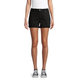 Time and Tru Women's Mid Rise Core Short   Walmart (US)