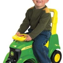 TOMY John Deere Sit 'N Scoot Activity Tractor Multi, 22. x 11. x 2. Inches | Amazon (US)