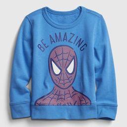 babyGap | Marvel Spider-Man Crewneck Sweatshirt | Gap (US)