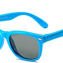AZORB Kids Polarized Sunglasses TPEE Rubber Flexible Frame for Boys Girls Age 3-10, 100% UV Prote...   Amazon (US)