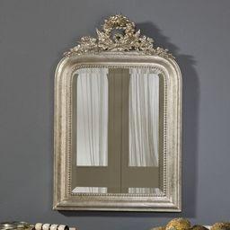 Hagood Wreath Accent Mirror | Wayfair North America