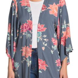 Moon Bay Floral Kimono | Nordstrom Rack