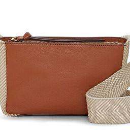 Adyn Leather Crossbody Bag   DSW