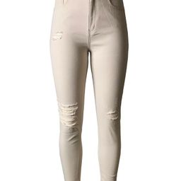 Juniors' Ripped Mom Jeans   Macys (US)