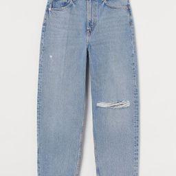 Trashed Jeans   H&M (US)