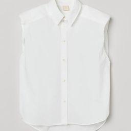 Sleeveless Shirt   H&M (US)