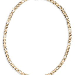 Classic Figaro Chain Necklace | Nordstrom